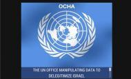 United Nations OCHA Report NGO Monitor